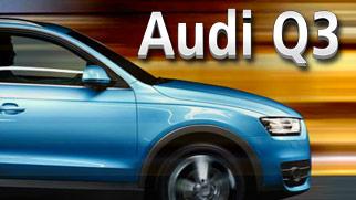 Audi Q3-Gewinnspiel