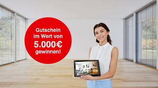 5.000 € Gutschein