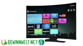 Smart TV Gewinnspiel